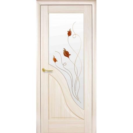 """Дверь """"Амата"""" - Ясень New"""