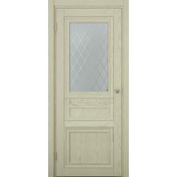 Галерея дверей Кантри 603 ПО патина