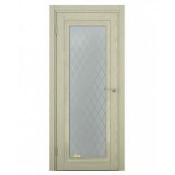 Галерея дверей Кантри 601 ПО патина
