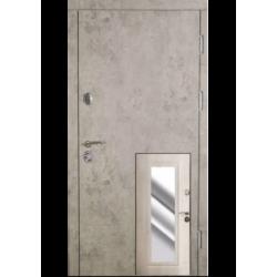 Двери входные Алиса Базальт лофт VIP+