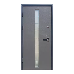 Входные двери Very Dveri Грей-Гласс Котежд
