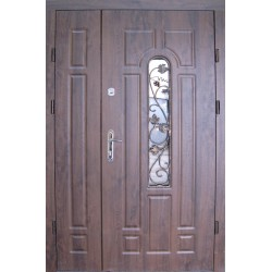 Входные двери Redfort Арка с ковкой Оптима+