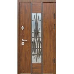 Входные двери Redfort Авеню с ковкой Эталон