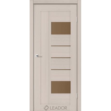 Двери Leador COMO Дуб латте