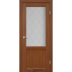 Двери Leador LAURA LR-01 Браун