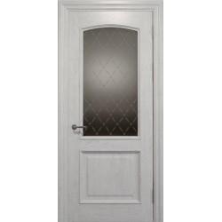 Двери Адажио ПГ белый