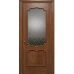 Двери Аллегро темный орех