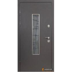 Входные двери Solid Glass Abwehr
