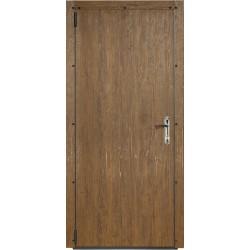 Входные двери Very Dveri Техно Дуб