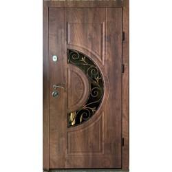 Входные двери Redfort Рассвет с ковкой Премиум