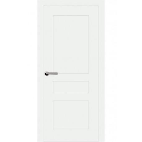 Двери Брама 7.04 ПГ - Белая эмаль