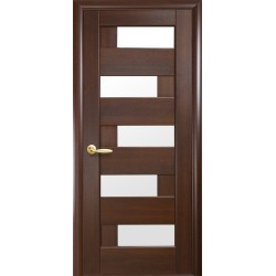"Дверь ""Пиана"" Каштан"