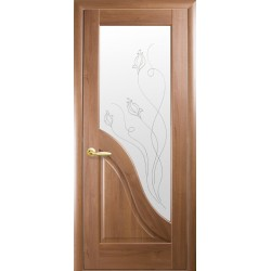 "Дверь ""Амата"" - Золотая ольха"