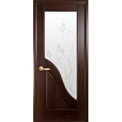 """Дверь """"Амата"""" - Каштан"""