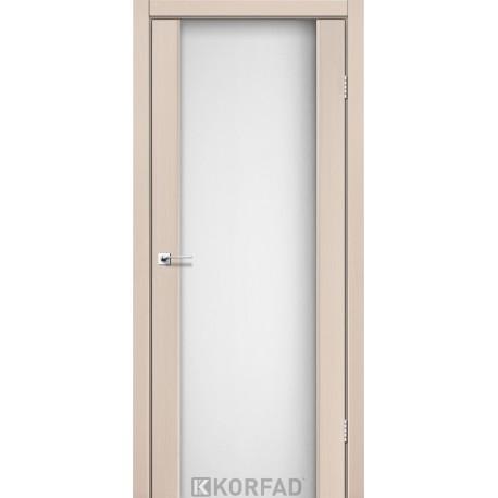 Корфад SR-01 Дуб беленый - стекло триплекс белый