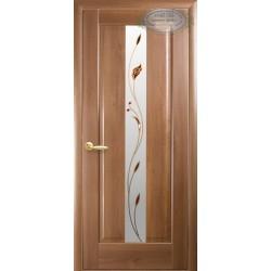 """Дверь """"Премьера"""" - Золотая ольха"""