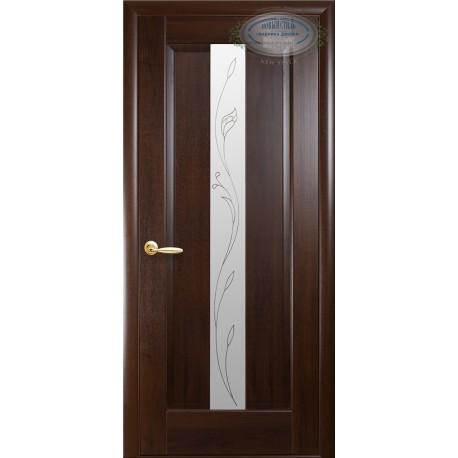 """Дверь """"Премьера"""" - Каштан"""