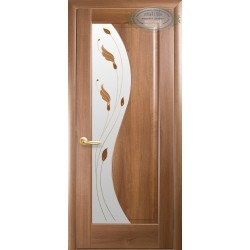 "Дверь ""Эскада"" Золотая ольха"