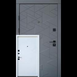 Входные двери Qdoors Фрост Ультра