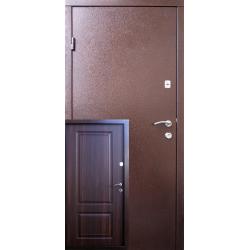 Входные двери Qdoors Гранд Вип-М металл/МДФ