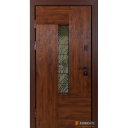 Входные двери Abwehr BIONICA 2 LAMPRE LP-1