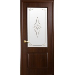 "Дверь ""Вилла"" - Каштан"
