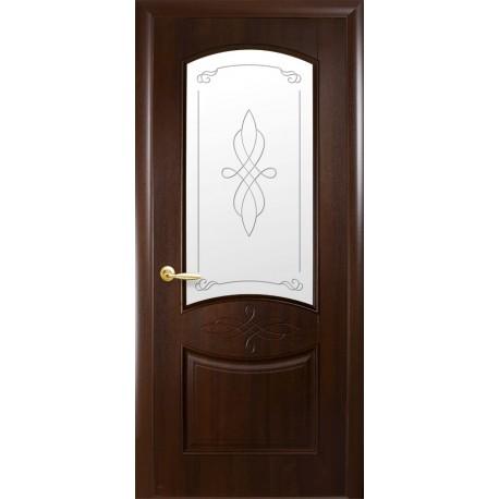 """Дверь """"Донна""""- Каштан"""