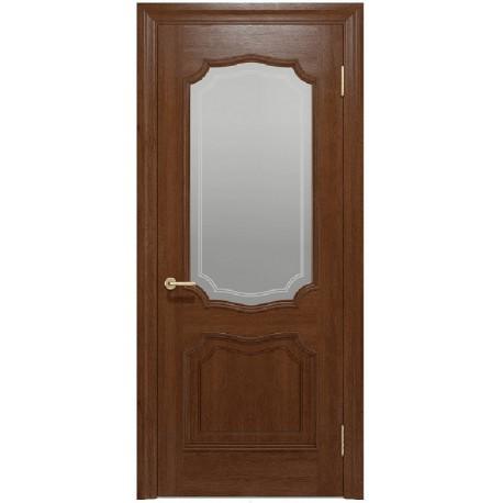 """Двери """"Луидор"""" Темный орех"""