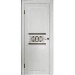 Двери Джулия - Белая эмаль