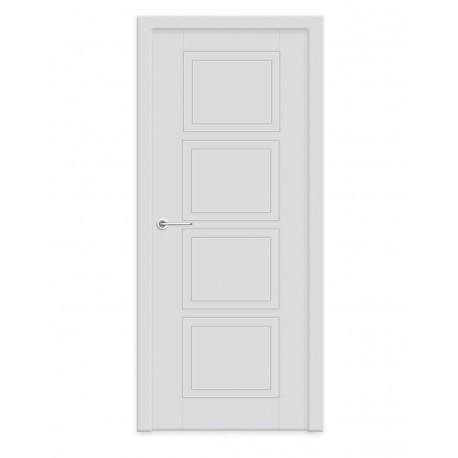Двери Фиеста 4 - Белая эмаль