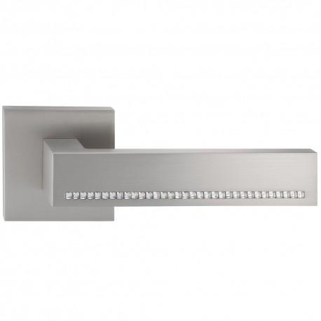 Ручка 106-13E - перламутровый никель/Swarovski