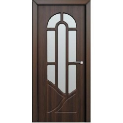 "Двери ""Аркадия"" орех шоколадный"