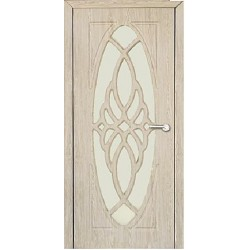 """Двери """"Орхидея"""" - ель карпатская"""