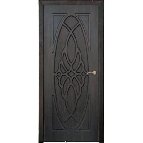 """Двери """"Орхидея"""" - тик"""