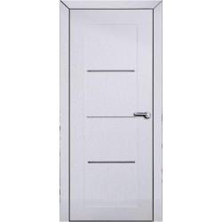 "Двери ""Верона"" скол дуба белый"