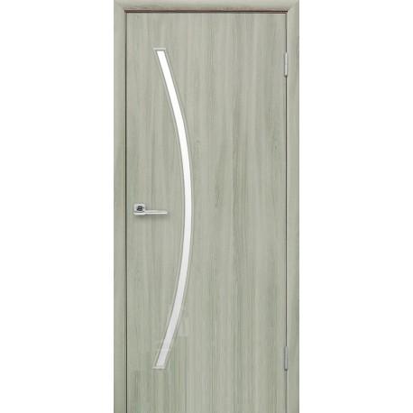 """Дверь """"Дива"""" - Ясень патина"""
