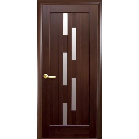 """Дверь """"Лаура"""" Каштан"""