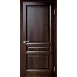 Двери Максима-3 ПГ Темный орех