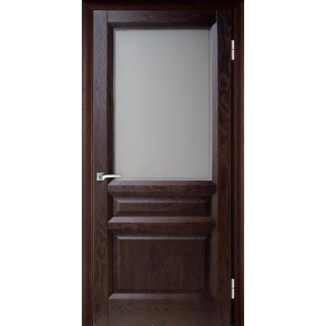 Двери Максима-3 ПО Темный орех