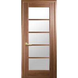 Новый стиль Муза - Золотая ольха - стекло сатин