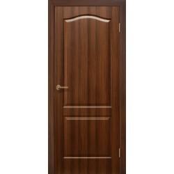 Дверь Классик ПВХ ПГ орех