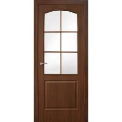 Дверь Классик ПВХ СС орех