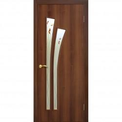 Дверь Пальма СС+КР Орех