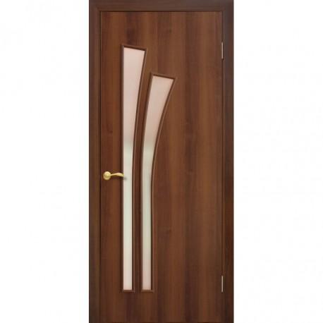 """Дверь """"Пальма"""" Орех"""