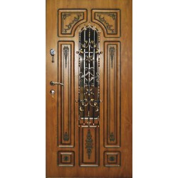 Входные двери Термопласт Модель 58