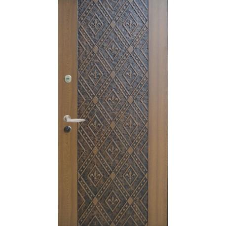 Входные двери Термопласт Модель 92