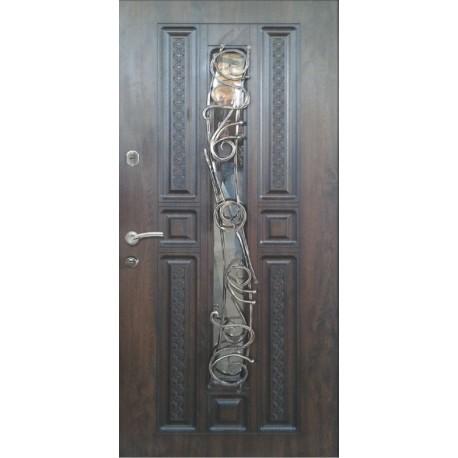 Входные двери Термопласт Модель 93