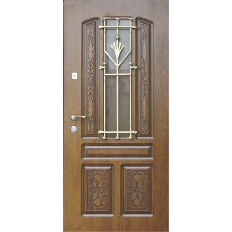 Входные двери Термопласт Модель 99