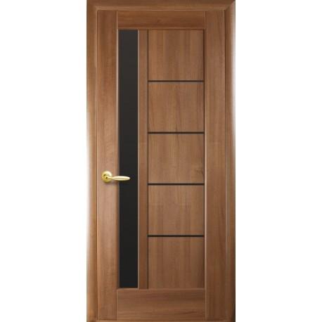 """Дверь """"Грета"""" Золотая ольха"""