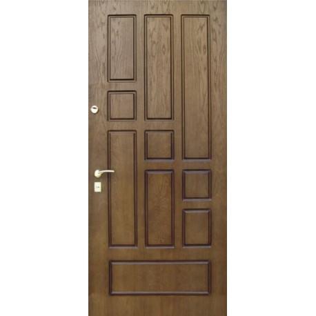 Входные двери Термопласт Модель 166